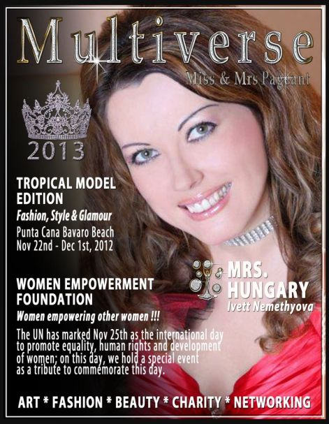 Mrs.Multiverse Hungary